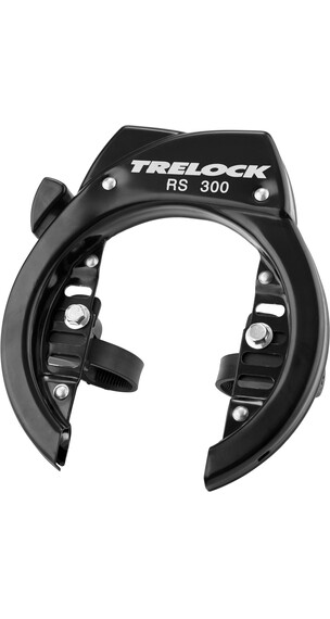 Trelock RS 300 AZ Rahmenschloss Balloon schwarz